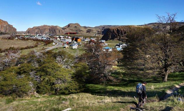 Hiken in het Fitzroygebied