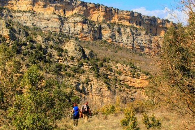 Walking Montsec