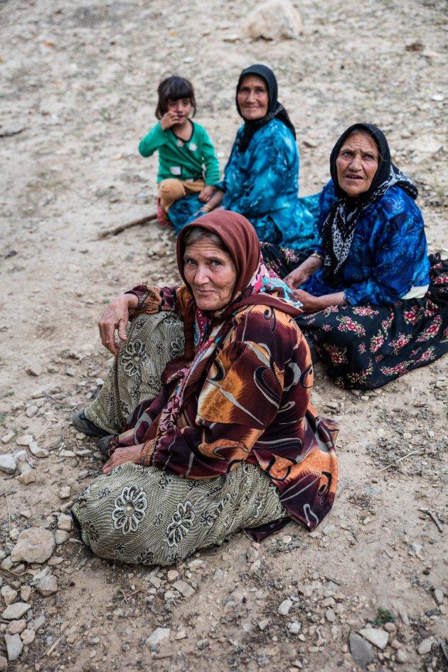 Qashqai nomaden