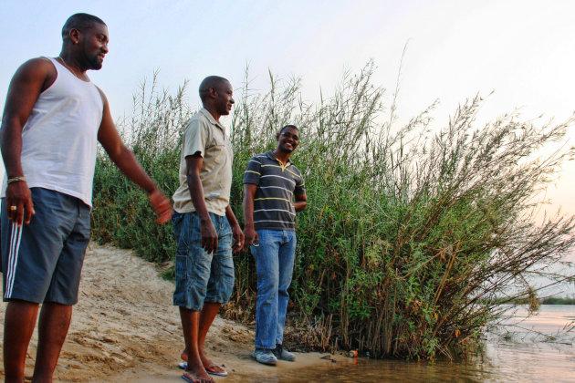 Mijn 15 minuten in Angola