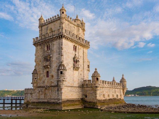 Torre de Belem, icoon van Lissabon