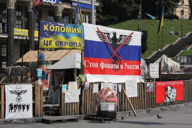 Kiev een stad met geschiedenis