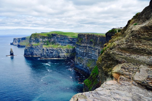 O'Briens Tower op Moher