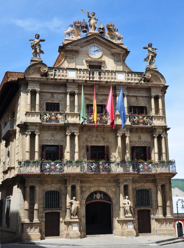 Gemeentehuis Pamplona