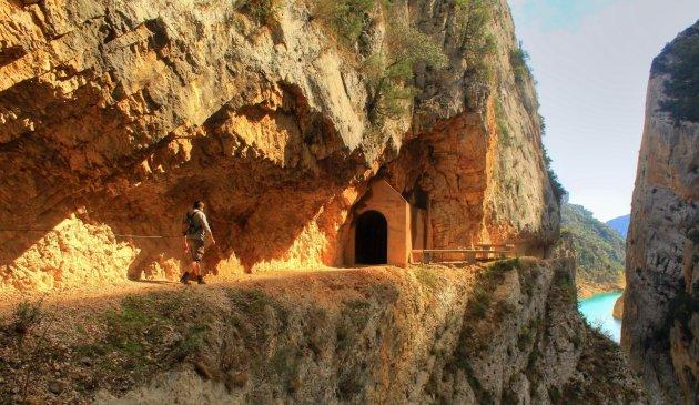 Kloofpad Mont Rebei