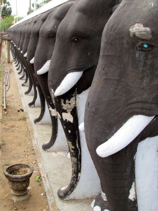 olifantenmuur