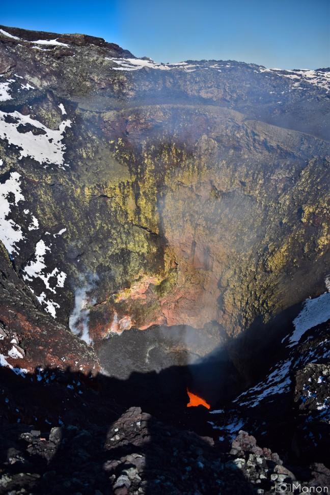 Dansen op een vulkaan: Bezoek de Villarrica vulkaan in Chili.