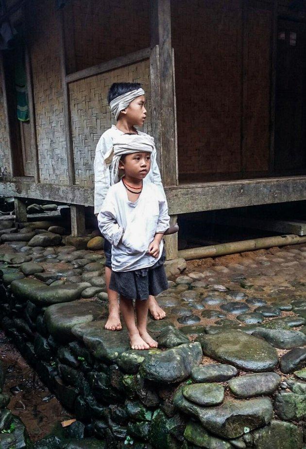 Een uniek kijkje in het leven van de 'Baduy' stam.
