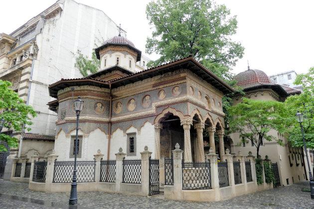 Stavropoleos kloosterkerk