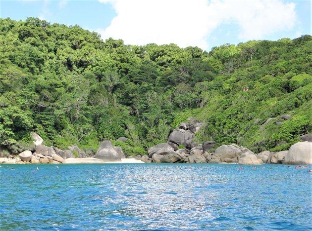 Duik en snorkel paradijs.