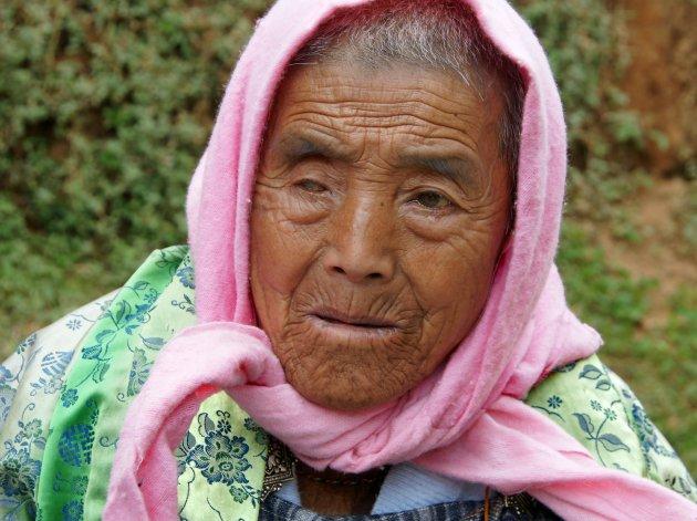Het nationaal geluk in Bhutan