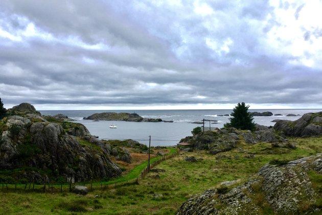 Onderweg naar Stavanger