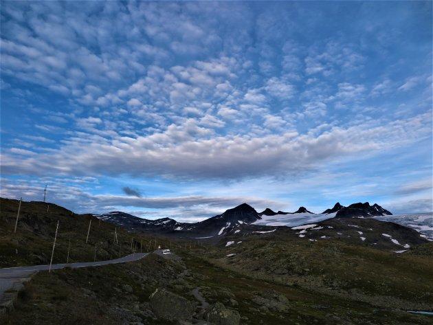 Songefjellet National Tourist Route