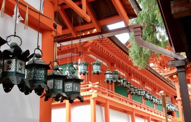 Tempel van de duizend lantaarns