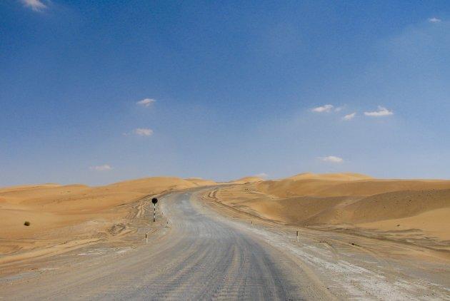Rub al Khali woestijn