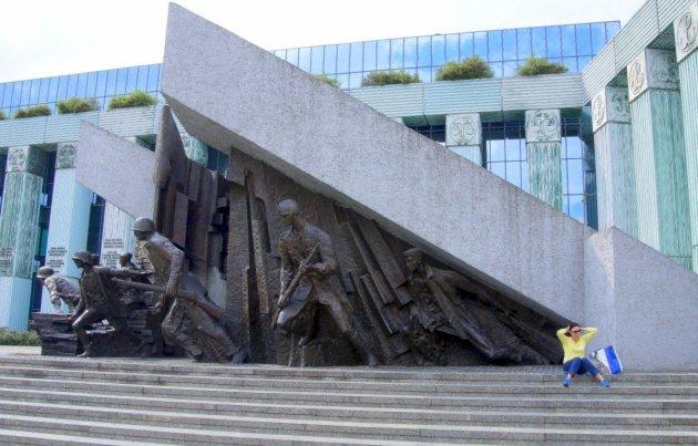 Monument van de opstand