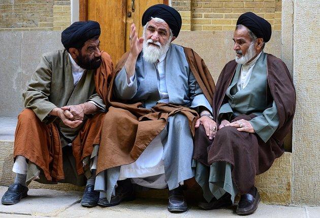 Afghaanse vluchtelingen in Shiraz