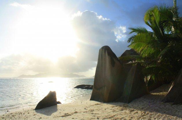 Het paradijs genaamd Anse Source d´Argent