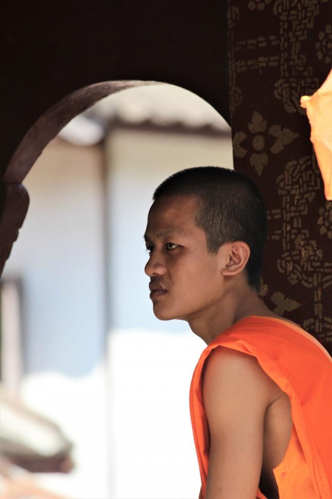 In gedachten in Luang Prabang