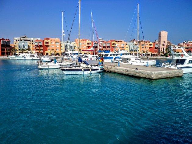 Haventje Hurghada