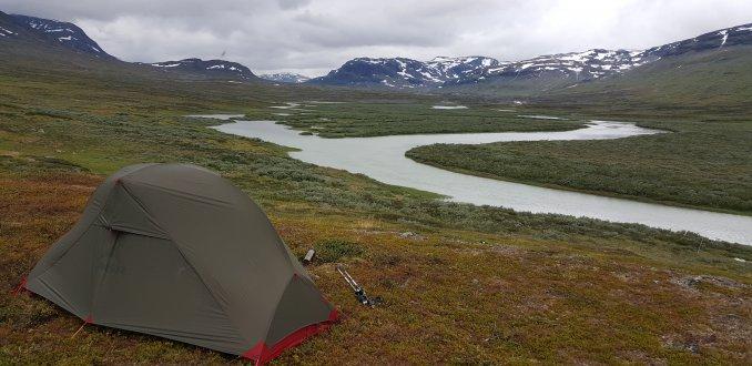 Zweeds Lapland, Alesjaure