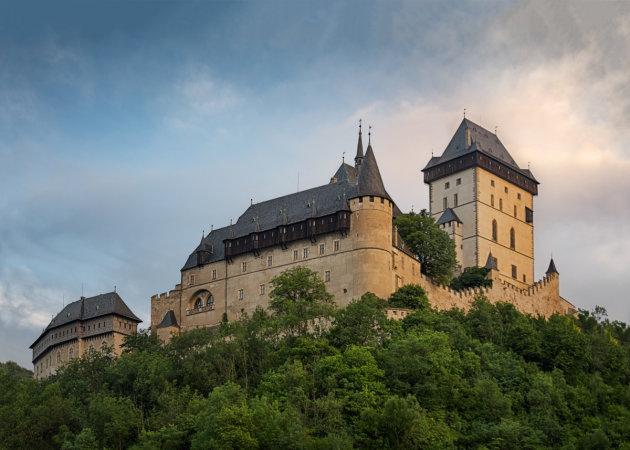 Koning Karel's kasteel