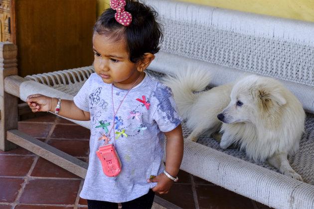Danika en Dog
