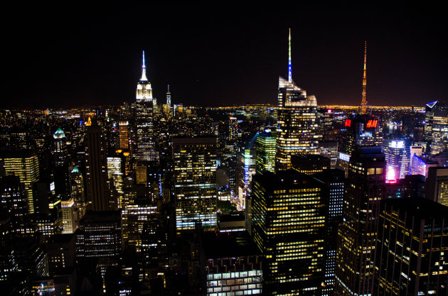 NYC @ Top of the Rock