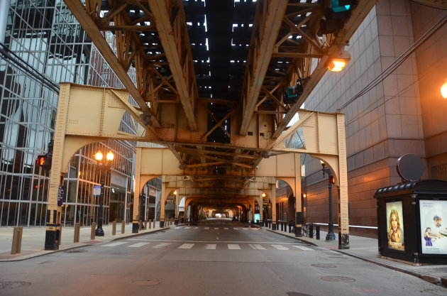 The Loop in Chicago
