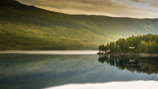12 day in the Norwegian wilderness