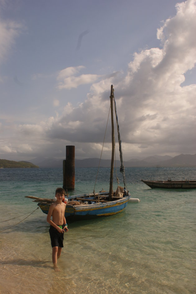 Voel je een uurtje Robinson Crusoe