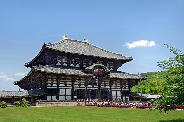 Todaiji tempel Nara