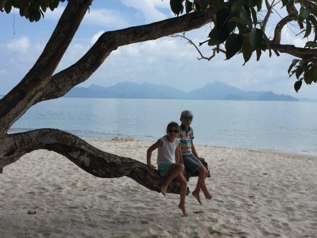 Paradijsreis op Langkawi
