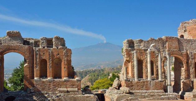 Taormina, mix van cultuur en natuur