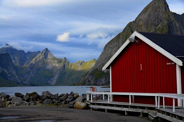Lofoten-Hamnøy