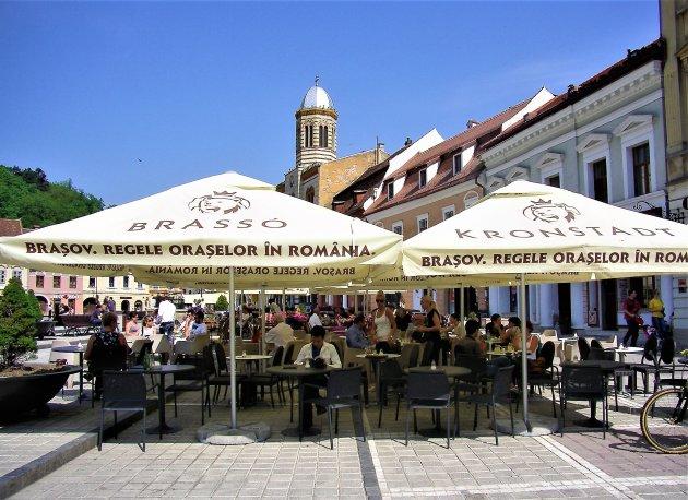 terrasje pakken in Brasov
