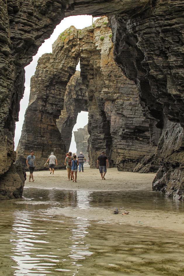 Praia as Cathedrais