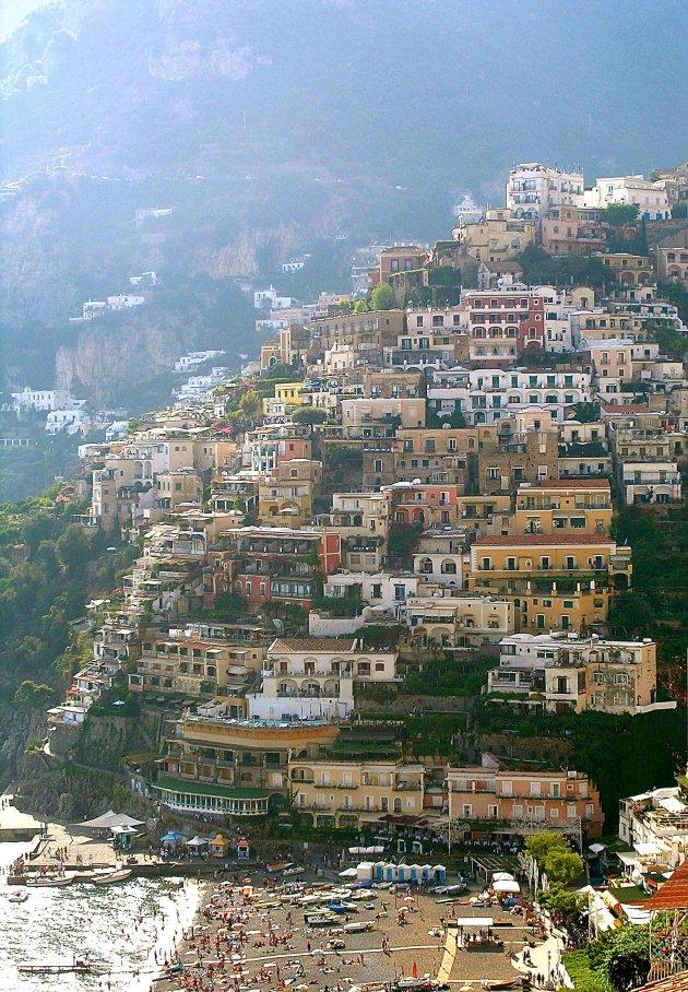 Bezoek de Amalfikust