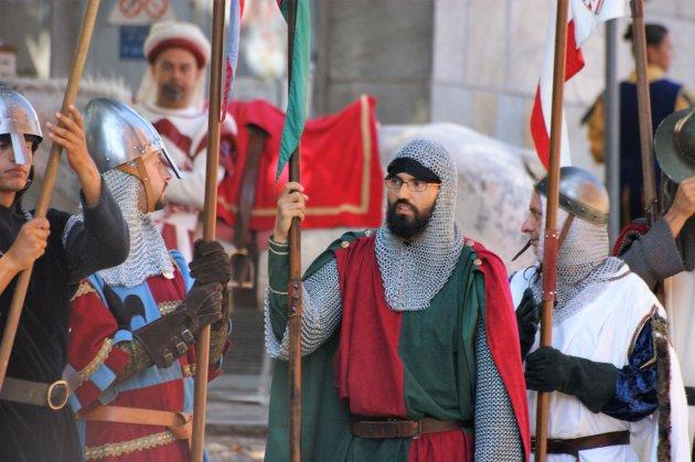 In middeleeuwse sferen
