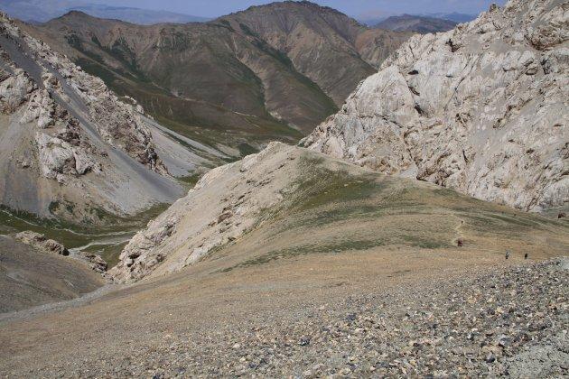 Trektocht naar 4.000 meter
