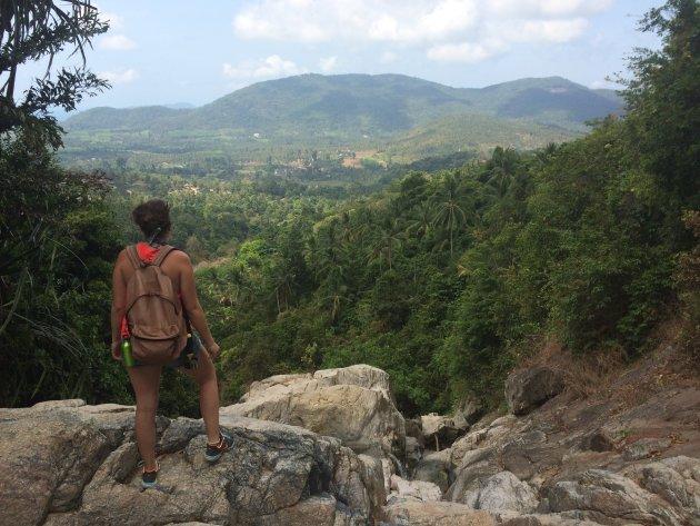 Secret hike Ko Samui
