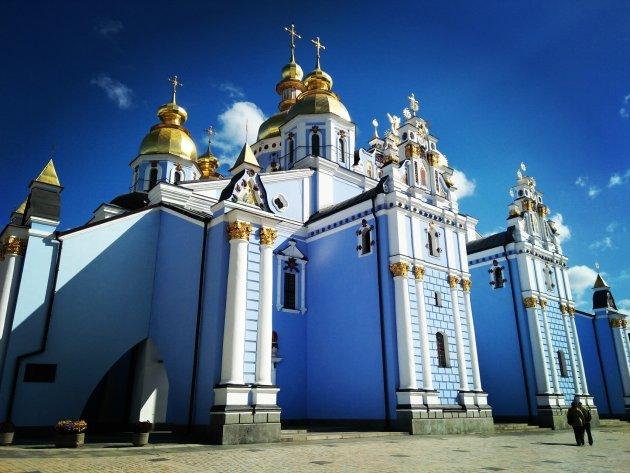 Pracht en praal in Kiev