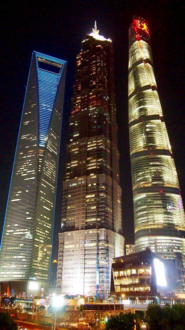Pudong sisters