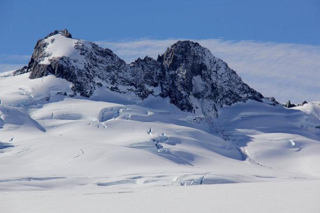 Adembenemende Fox Glacier