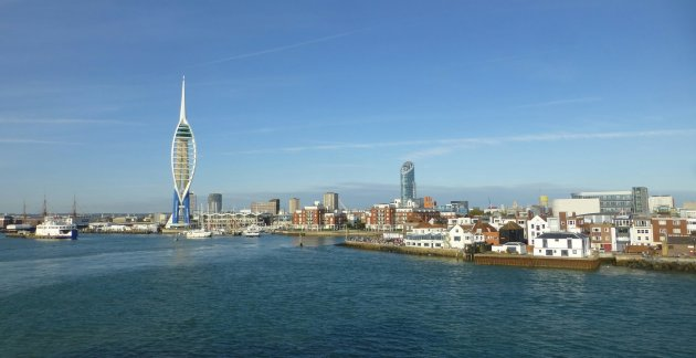 24 uur in Portsmouth