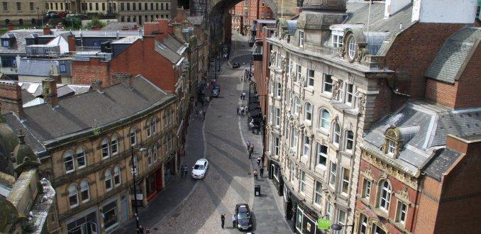 Stedentrip Newcastle