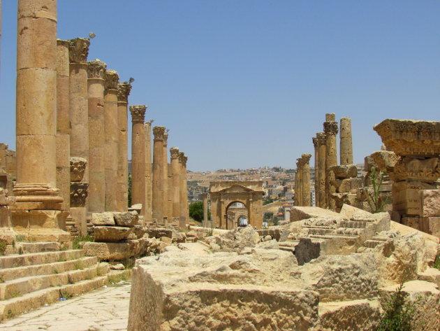 Stedentrip in de Oudheid
