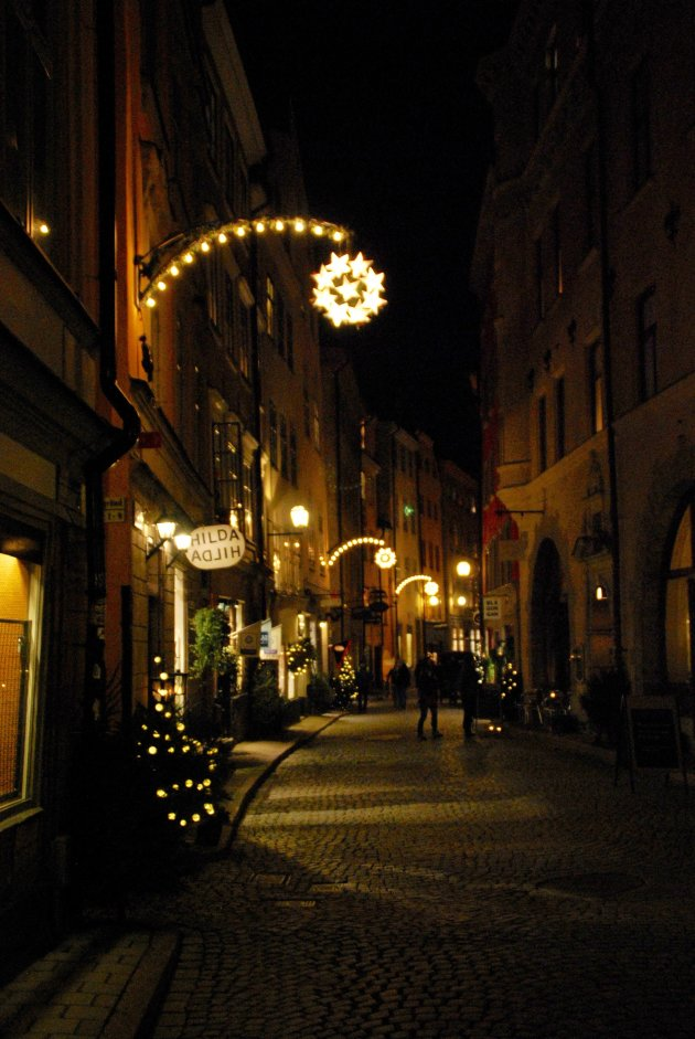 'Gamla Stan' in Stockholm