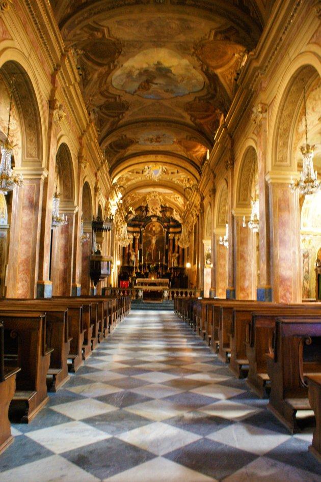 Chiesa di San Pietro in Cherasco