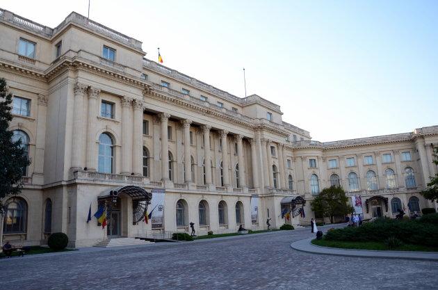 Voormalig koninklijk paleis